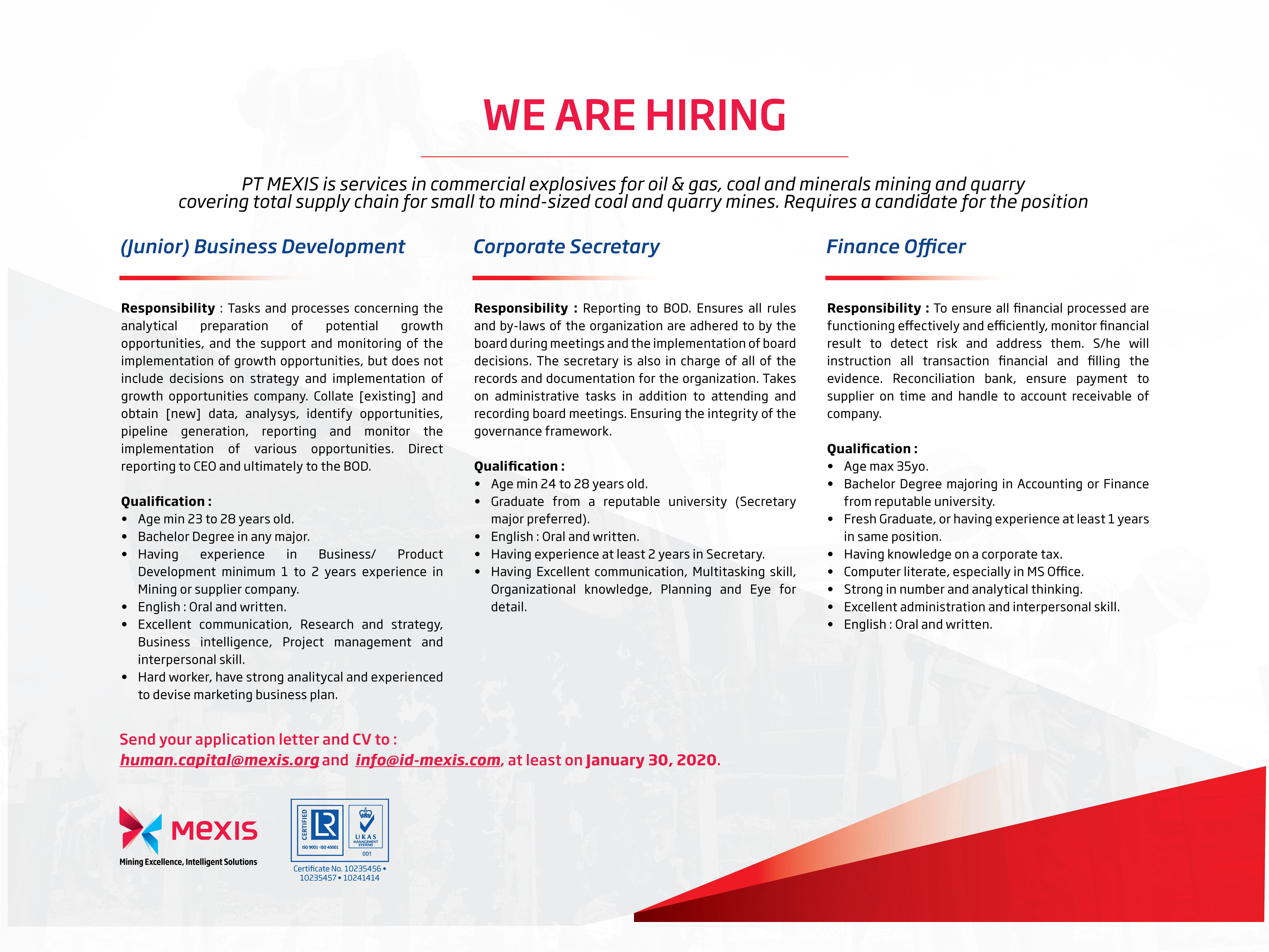 Recruitment-